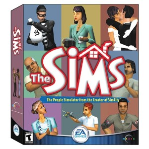 The Sims - The People Simulator from the Creator of SimCity (輸入版)