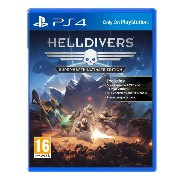 [cpa][c:0][b:10][s:3.64]Helldivers Super-Earth Ultimate Edition (PS4) (輸入版)