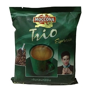 Best Seller Moccona Trio Espresso Instant 3 in 1 Coffee 432 G (24 Sticls 24x18g) by Best Seller...