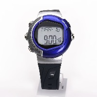 Pellor カロリズム付け ハートレートモニター 腕時計 ブルー Calorie Heart Rate Pulse Sport Watch Wristwatch