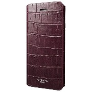 "GRAMAS COLORS ""EURO Passione 3"" Leather Case for iPhone 7/7 Plus (iPhone 7, Burgundy) GRAMAS COLORS..."