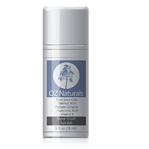 OZ Naturals - The BEST Eye Gel - Eye Cream For Dark Circles Puffiness and Wrinkles - This Eye Gel...