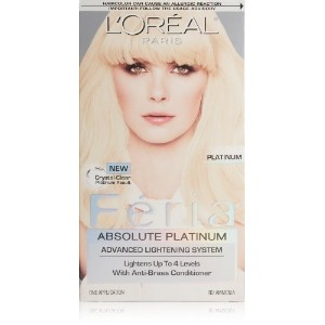 L'Oreal Feria Absolute Platinums Hair Color, Platinum by L'Oreal Paris Hair Color [並行輸入品]