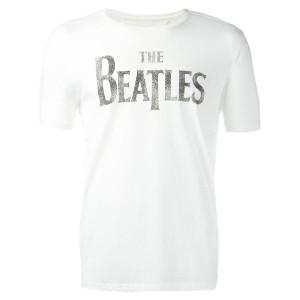 John Varvatos - The Beatles Tシャツ - men - コットン/モーダル - S