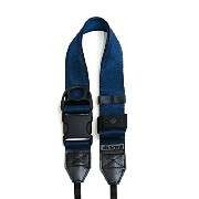 (ダイアグナル)diagnl Ninja Camera Strap 38mm Navy