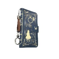 docomo ドコモ AQUOS ZETA SH-04H sh-04h Old Book Collection 童話シリース jiang Fashion Diary Case 01d アリス...