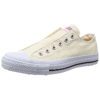 (コンバース) CONVERSE ALL STAR SLIP III OX NATURAL/RED US4(23cm) ナチュラル/レッド
