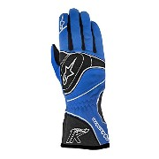 alpinestars(アルパインスターズ) TECH 1-K GLOVES ANTHRACITE/BLUE/WHITE L 3551715-1752-L