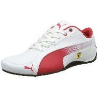 PUMA DRIFT CAT 5 SF 305824-03 SIZE:25.0cm COLOR: Puma White-Rosso Corsa プーマ ドリフトキャット 5 SF