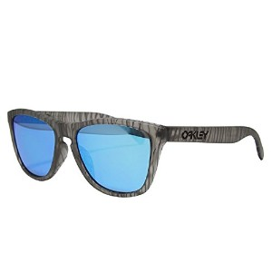 (オークリー) Oakley FROGSKINS SUNGLASSES URBAN JUNGLE COLLECTION OO9245-25 ASIAN FITMATTE GREY INK...