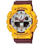 [カシオ]CASIO 腕時計 G-SHOCK Crazy Colors GA-100CS-9AJF メンズ