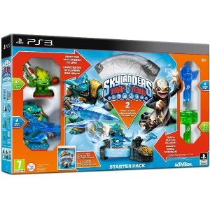 Skylanders Trap Team: Starter Pack (PS3) (輸入版)