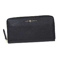 [トリーバーチ] Tory Burch 長財布 BRODY ZIP CONTINENTAL WALLET ブラック BLACK 41159112 - 001 [並行輸入品]