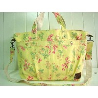 Ehako* マザーズトートBag CHERRY YELLOW