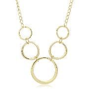 [ジュール・スミス] Jules Smith CIRCLE NECKLACE Jules Smith JSD4150Y(YG)