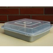 【Wilton】カバードパン 9in Square Covered Brownie Pan