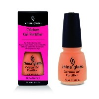 CHINA GLAZE Calcium Gel Fortifier - CGT906 (並行輸入品)