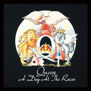 QUEEN - A DAY AT THE RACES (アルバム・シリーズ額)/ インテリア/ 【公式 / オフィシャル】