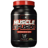 Nutrex Muscle Infusion Protein Blend (Chocolate Banana Crunch, 2Lbs (907g))