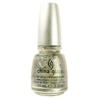 CHINA GLAZE Glitter Nail Lacquer with Nail Hardner - Ray-Diant (並行輸入品)