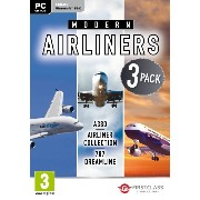 Modern Airliners Collection for FSX (PC DVD)