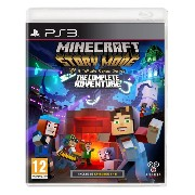 Minecraft Story Mode Complete Adventure (PS3) (輸入版)