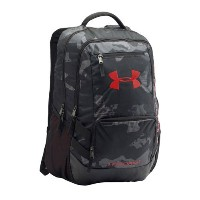 【UNDER ARMOUR アンダーアーマー】UAハッスルバックパックII AAL3707-BLKRED