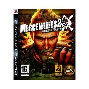 Mercenaries 2: World in Flames (PS3) (輸入版)