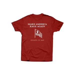 Prophets Of Rage Tシャツ Make rage against the machine S