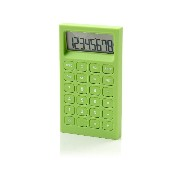 LEXON BURO CALCULATOR マットグリーン LC70