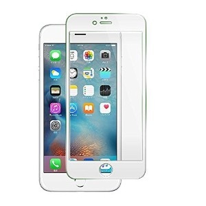 Pacyer ®iphone 6 / iphone 6s 全面フレーム 強化ガラス 液晶保護フィルム iPhone 6s / iphone 6 ( iphone6s iphone6 )...