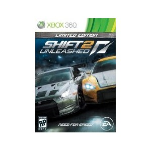 Shift 2 Unleashed Limited Edition(XBOX360 輸入版 北米 アジア)