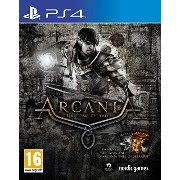 Arcania - The Complete Tale (PS4) (輸入版)