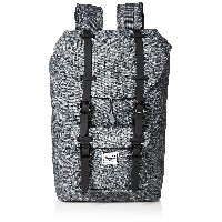 HERSCHEL SUPPLY(ハーシェル)LITTLE AMERICA MID-VOLUME バックパック リュックサック メンズ レディースSCATTERED RAVEN CROSSHATCH...