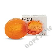 6x Pears Transparent Original Gentle Care Soap 125g by Pears [並行輸入品]