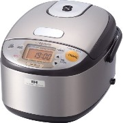 Zojirushi NP-GBC05-XT Induction Heating System Rice Cooker and Warmer, Stainless Dark Brown [並行輸入品]