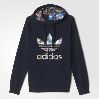 adidas Back to shcool ロゴパーカー Legend ink adidas(アディダス) バイマ BUYMA