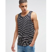 Selected Homme Stripe Tank