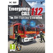 Emergency Call 112 - The Fire Fighting Simulation (PC DVD) (輸入版)