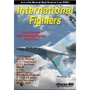 International Fighters for Flight Simulator X/2004 (輸入版)