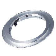 XCSOURCE® カメラレンズアダプターリング Lens Adapter for Nikon AI AF lens to Canon EOS camera DSLR 7D 50D 60D 500D...