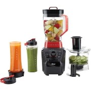 Oster Versa Performance Blender with Food Processor and Blend N' Go Accessories, BLSTVB-103-000 by...
