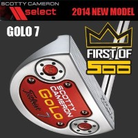2014 GoLo7 1st of 500 パター