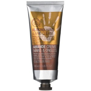 The Body Shop - ALMOND HAND & NAIL CREAM【訳あり/プロモーション】