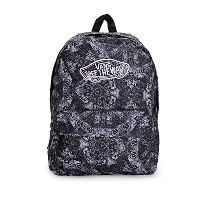 VANS バンズ バックパック リュック REALM BACKPACK BLack Tie タイダイ柄  VN-0TXBBZX-504 [並行輸入品]