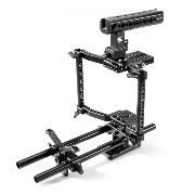 SMALLRIG 汎用ケージキット(キヤノン60D、70D、50D、40D、30D、6D、7D、7D MarkII、 5D MarkII、 5D MarkIII、5DS、5DSR;ニコンD7000...
