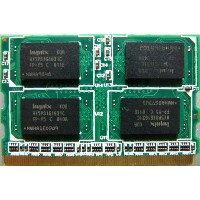 MicroDIMM 1GB 172pin PC2-4200 DDR2 533 CL4 KINGSPECJP