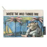【Out of Print】 Maurice Sendak / WHERE THE WILD THINGS ARE Pouch