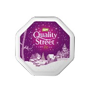 Nestle - Quality Street Christmas Tin - 1.3Kg
