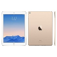 【docomo版】 iPad Air 2 WiFi Cellularモデル 128GB ゴールド 白ロム